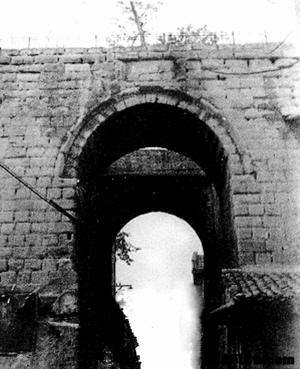 桐乡古城墙溯源