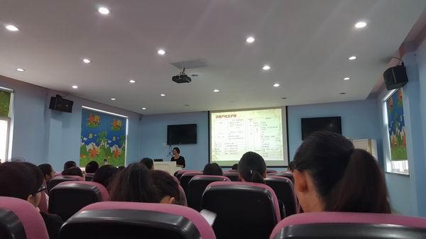 文昌社区组织居,千年染色表民参加《高龄产妇孕期保
