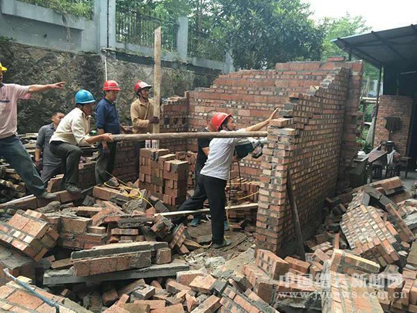 缙云县进一步加大新增违法建设打击力度
