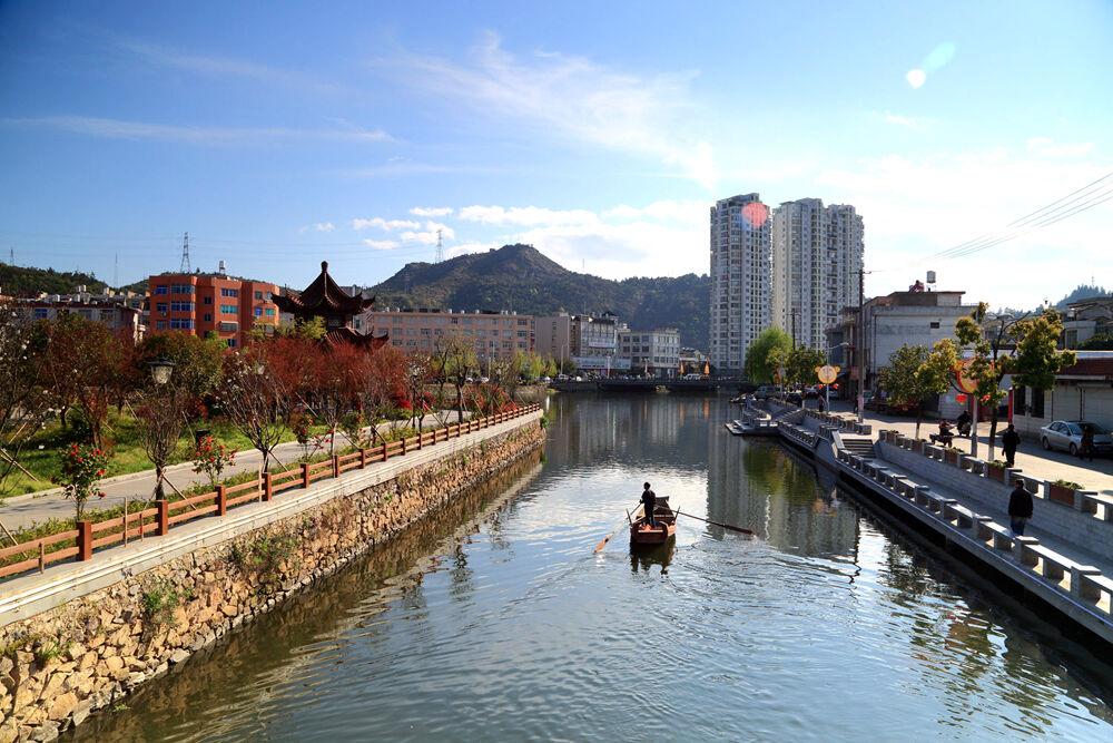 楚门,最美的小城镇