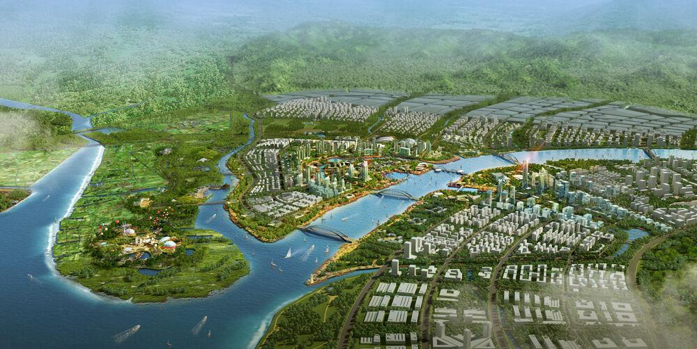 玉环新城 开启未来