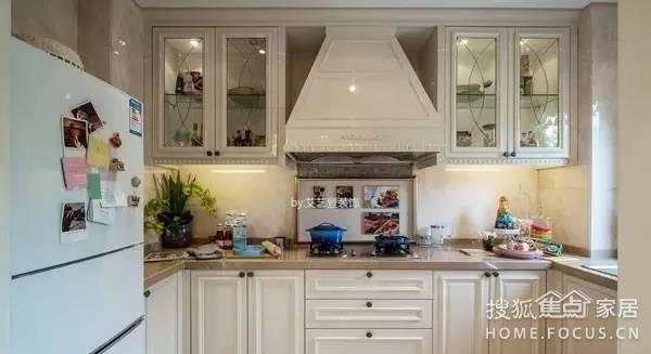 8款厨房橱柜 做最美最好的收纳