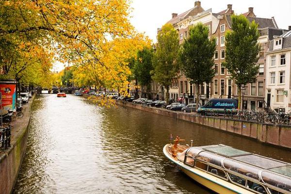 阿姆斯特丹,浮华红尘外,迷醉旧时光
