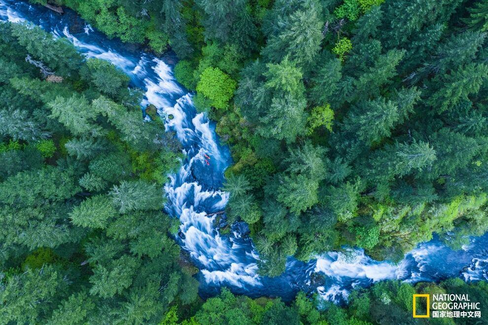 自然之美:哥伦比亚河峡谷