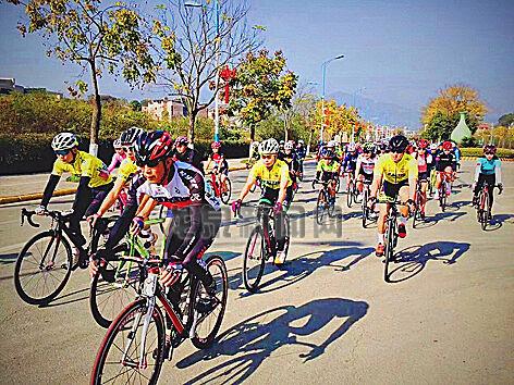 2016美丽交通走廊・环浙骑行(龙泉站)总决赛举行