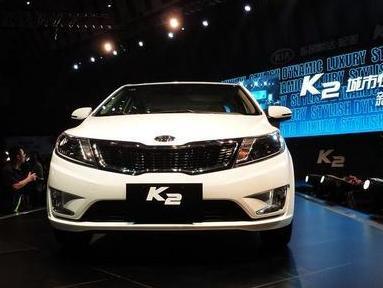 2017年起亚新车计划 K2 CROSS 新福瑞迪等图片