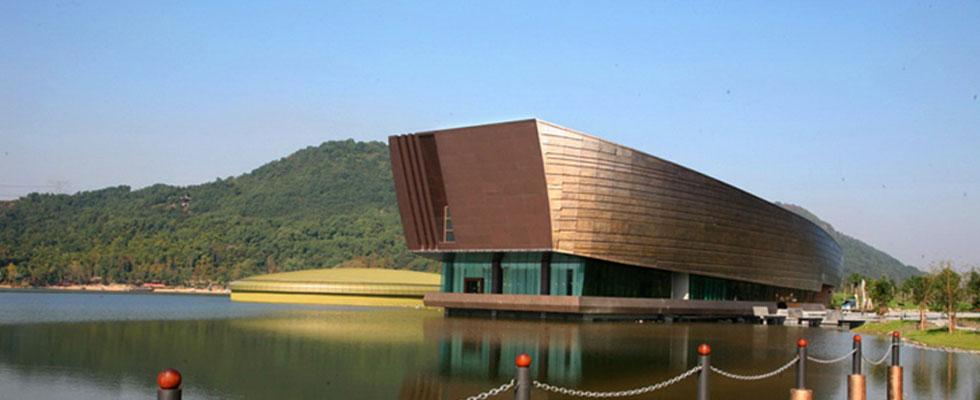 跨湖桥遗址博物馆G20峰会志愿者风采