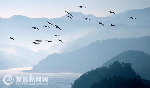 新昌山水之美得到彰显