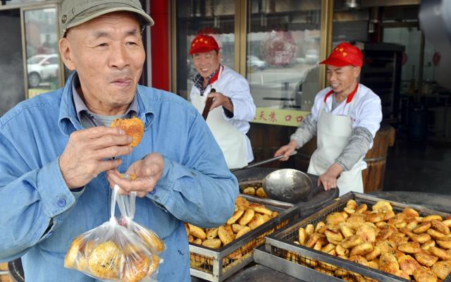 带你尝遍金东美食:豆腐馅的酥饼你可尝过?