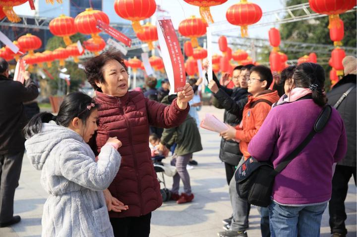 迎新春庆佳节 婺城文化大过年