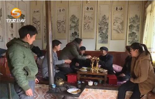 【新春走基层】甘肃定西:孪生兄弟初心不改 48年让荒山变翠绿