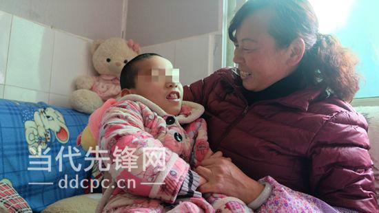 【网络媒体走转改】最美妈妈肖兴英:给残障孤儿一个家