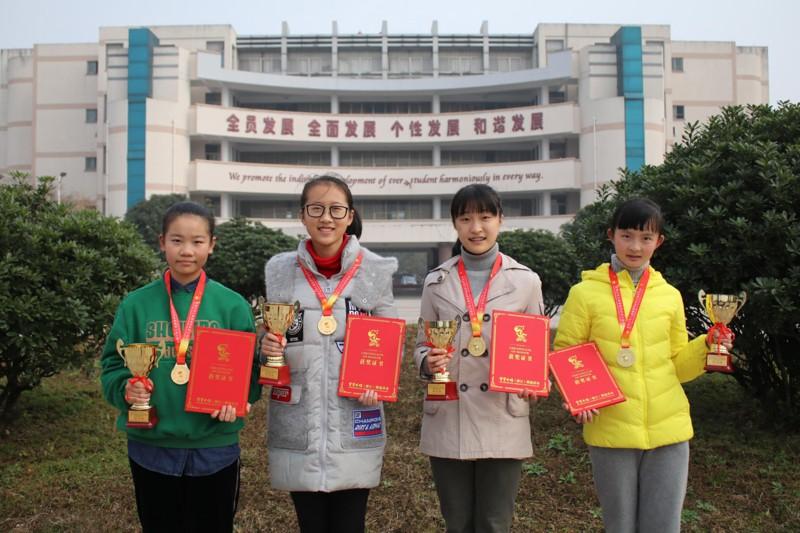 华外学生全国赛事获佳绩