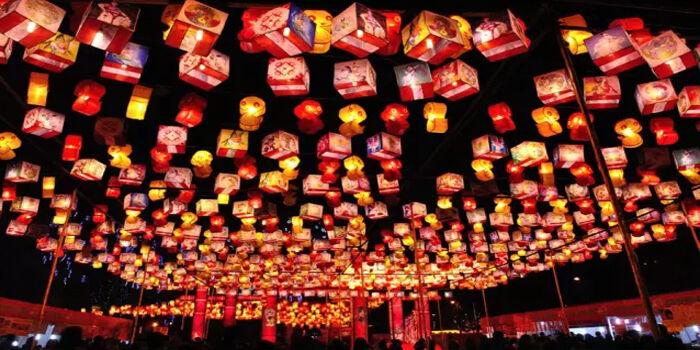 中国元宵节的来历及习俗
