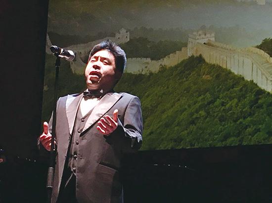 市政协委员姚华江:我愿意做一名音乐使者