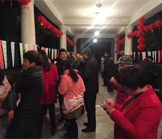中信银行台州分行营业部进驻康平社区、东泰华庭社区举办元宵灯谜会