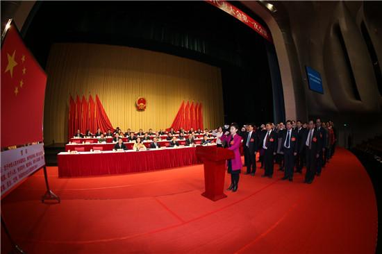 人大常委会全体组成人员和有关专门委员会组成人员进行宪法宣誓