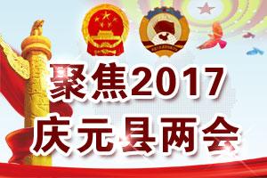 """从""""美丽""""出发 干事创业开新篇――聚焦2017年庆元县两会"""
