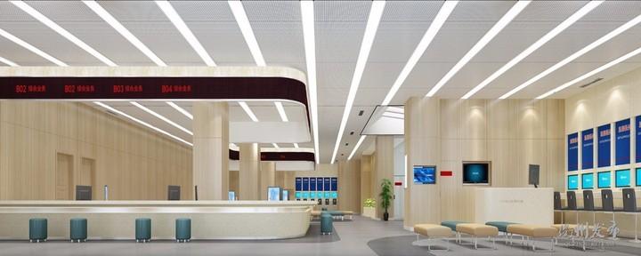 """""""一窗受理""""大厅!衢州行政服务中心要变样啦图片"""