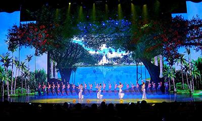 【行行摄摄】澜沧江.湄公河之夜歌舞晚会