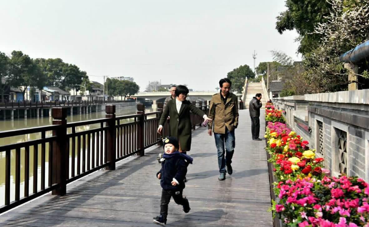 古运河新容貌