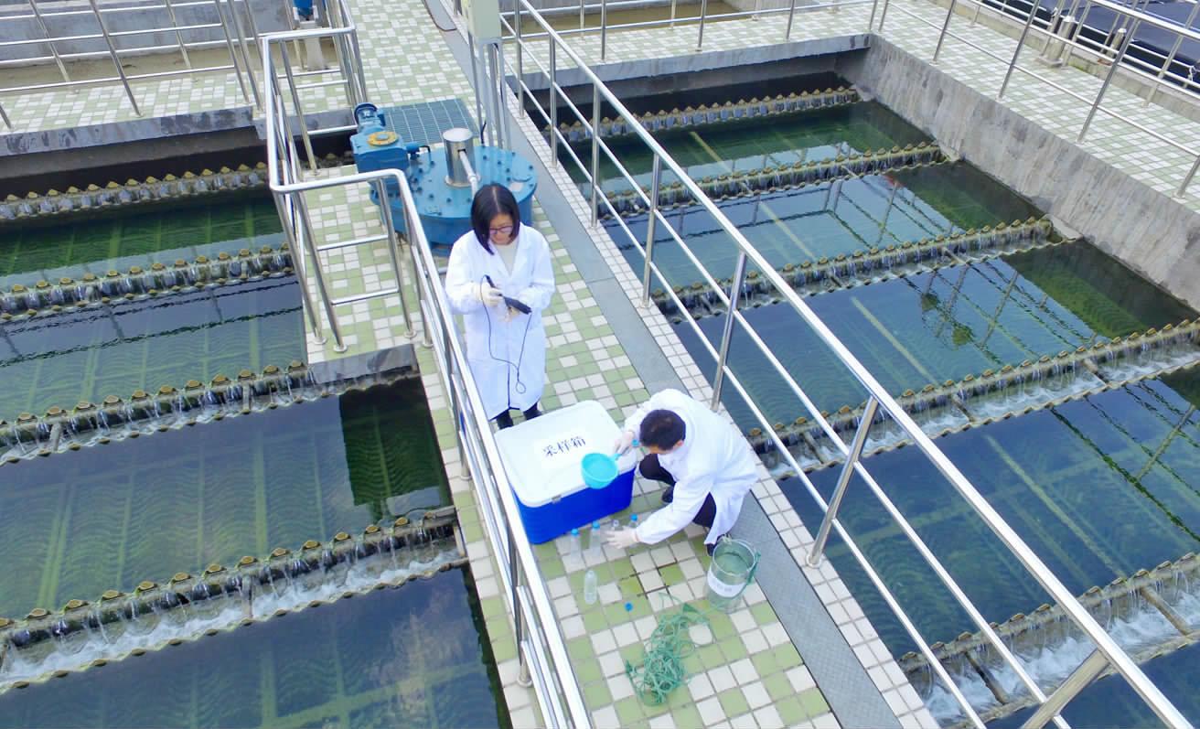监测保水质