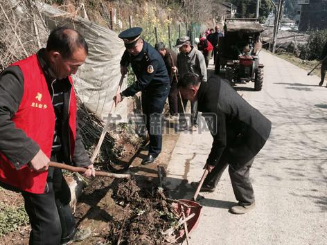 """""""三月三""""路域环境综合整治行动开展"""