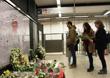 布鲁塞尔民众纪念恐袭事件一周年