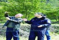 区森林公安开展护鸟专项行动