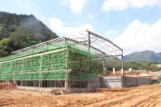 污水处理厂二期预计8月进水调试