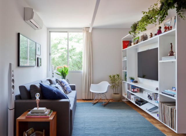 你家的客厅,真没有你以为的那么大