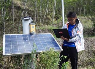 地质滑坡监测仪 助力防汛防台