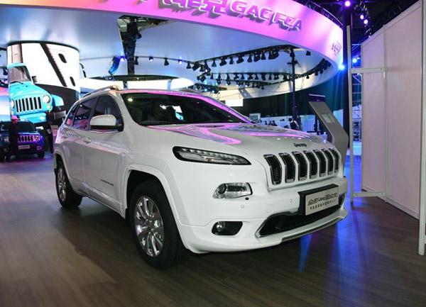 Jeep新款自由光上市 售20.98-31.98万元