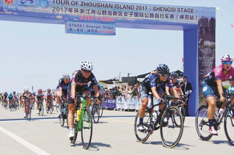 丹麦维乐概念女子职业自行车队选手佩德森·卡蜜拉获个人爬山积分第一图片