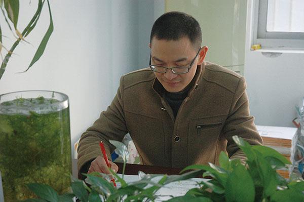 高级教师林君祥