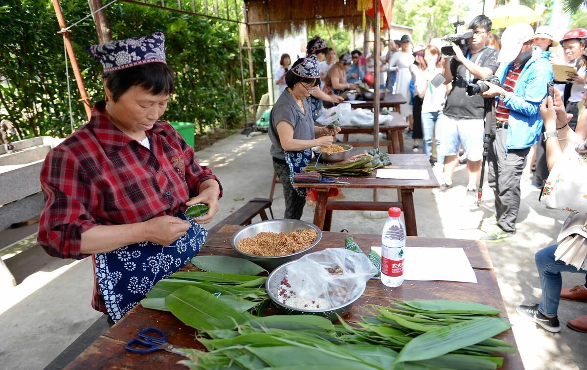 这里有最具桐乡味道的端午文化盛宴