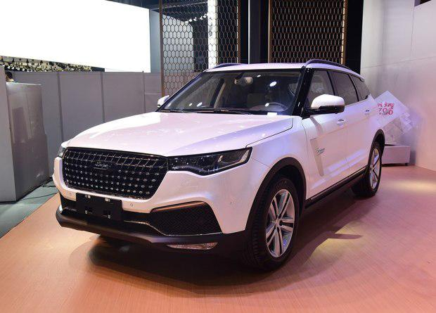 众泰全新SUV车型T700上市 预售13万起