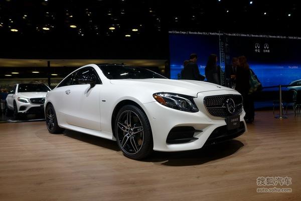 新奔驰E级Coupe将推3款车型 或售57万元起