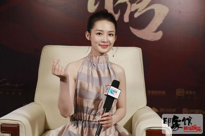 专访李沁:努力了,结果一定不会太差