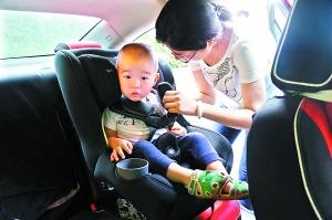 儿童安全座椅 真的很难拆装吗?