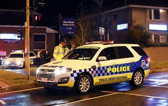 墨尔本发生劫持人质事件 警方击毙劫持者