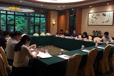 省财贸工会与保险业协会召开联席会议