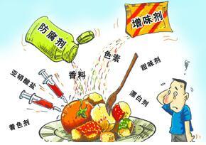 食品安全事件频发