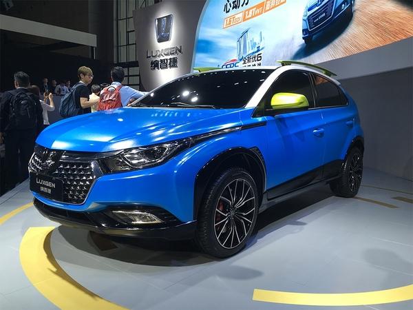 纳智捷新车规划曝光 全新小SUV将10月上市