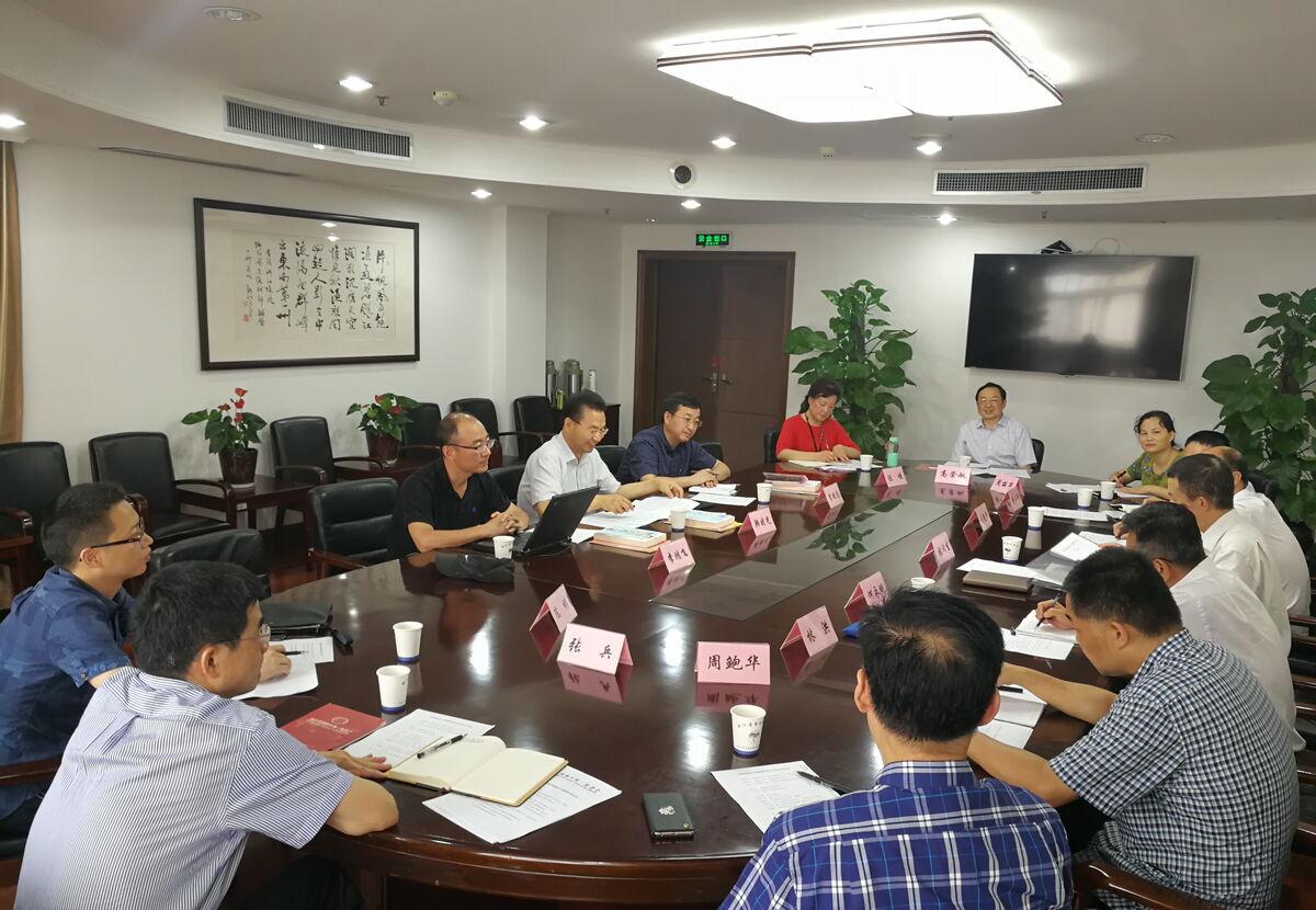 【2017.06.22】中国统促会调研组来浙调研国内统促会工作