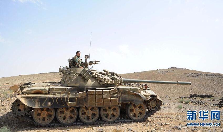 记者手记:探访叙利亚打击极端组织前线
