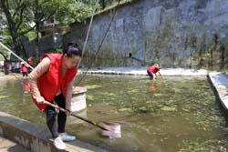 玉城:高温酷暑天 治水最强音