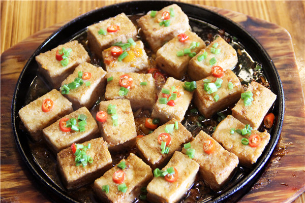 龙游:毛豆腐留住童年记忆的美味