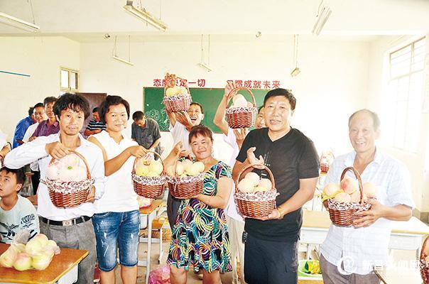 沙溪镇举行首届水蜜桃文化节