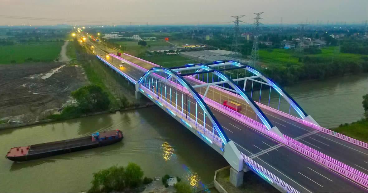 大桥・流光